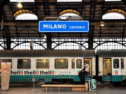 Thello (Trenitalia/Veolia Transdev), premier concurrent officiel de la SNCF (1/2)